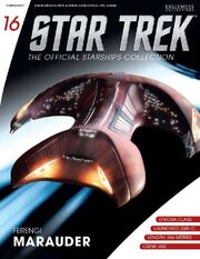 Star Trek Official Starships Collection Issue 16