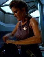 Starfleet uniform female undershirt 2370s