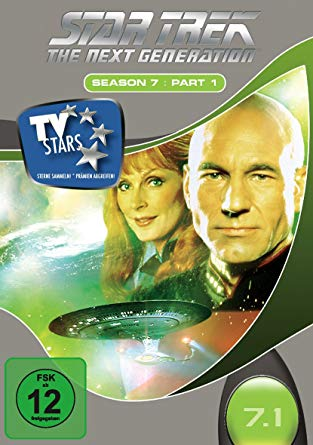 TNG Staffel 7-1 DVD
