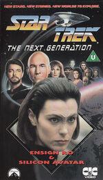 TNG vol 52 UK VHS cover