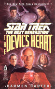 The Devil's Heart paperback cover