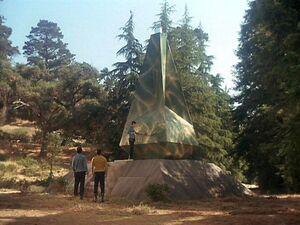 Amerind obelisk