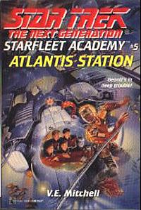 Atlanis station novel