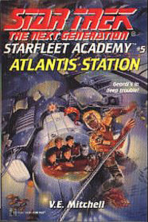 Atlanis station novel