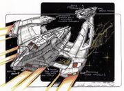 Breen ship illustration