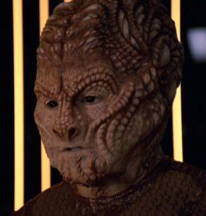 Donik, a Hirogen male (2377)