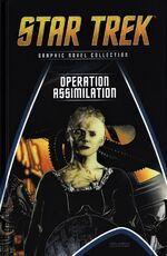 Eaglemoss Star Trek Graphic Novel Collection Issue 119
