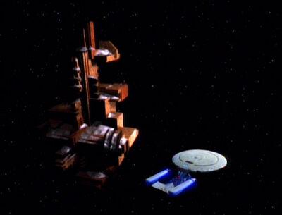 Enterprise und Archiv der D'Arsay