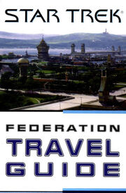 Federation Travel Guide cover