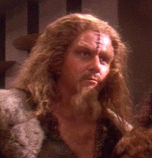 ...as a Klingon on Gaia