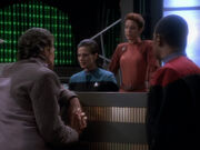 Kira will Beweis nach Bajor bringen