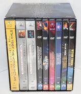 Motion Pictures DVD Collection 2002