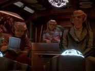 Quark's Treasure, bridge
