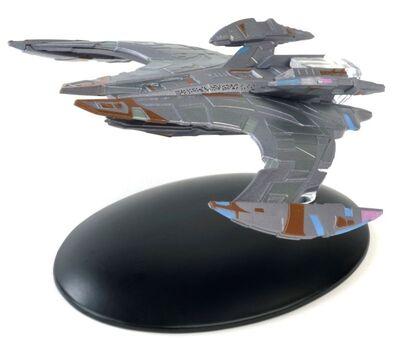 Raumschiffsammlung 11 Jem'Hadar-Schlachtkreuzer