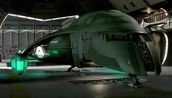 <i>Vreenak's shuttle</i>
