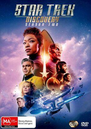 Star Trek Discovery Season 2 DVD cover Region 4.jpg