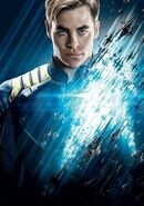 Star trek beyond, kirk, neutre