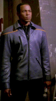 Starfleet excursion jacket, Type A