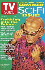 TV Guide cover, 1993-07-24