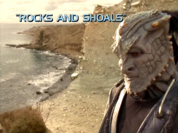 Rocks and Shoals title card