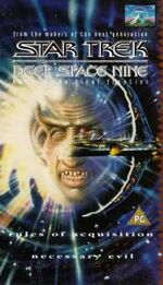 DS9 vol 14 UK VHS cover