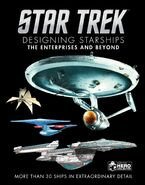 Designing Starships The Enterprises and Beyond cover
