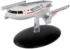 Eaglemoss Matt Jefferies Concept Shuttle