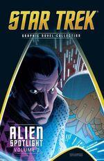Eaglemoss Star Trek Graphic Novel Collection Special Issue 2 Alien Spotlight Vol 2