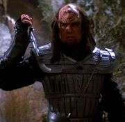 Klingon sergeant