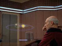 Loud As A Whisper - Picard w gabinecie