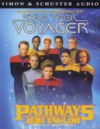 Pathways audiobook cover, UK cassette edition
