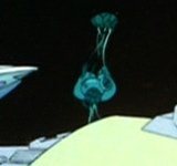 Raumschiff im Delta-Dreieck 4