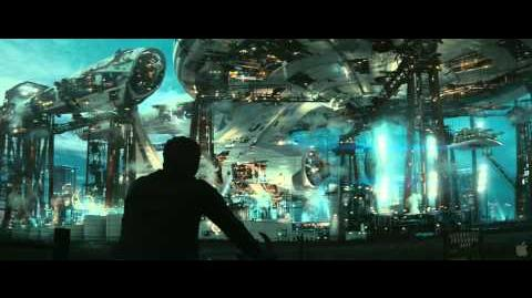 Star Trek (2009) - Trailer 1 (HD)