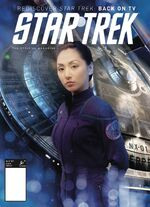 Star Trek Magazine US issue 64 PX cover