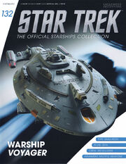 Star Trek Official Starships Collection issue 132