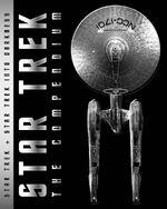 Star Trek The Compendium Region 1 cover