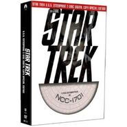 Star Trek USS Enterprise DVD