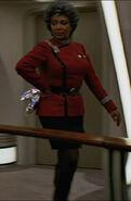 Starfleet skirt, late 23rd century