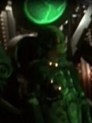Borg-Drohne im Frachtraum 4
