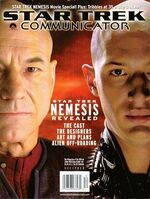 Communicator issue 141 cover