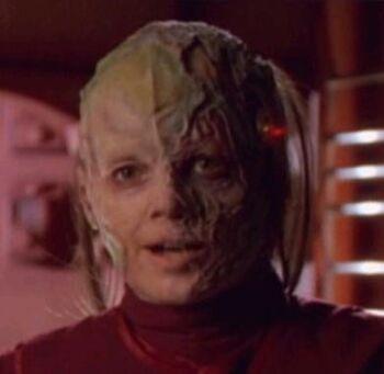 Dr. Danara Pel in 2372
