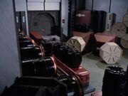 Frachtraum 11 der Enterprise-D