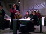 Picard singing