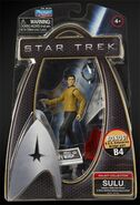 Playmates 2009 Galaxy Collection Sulu