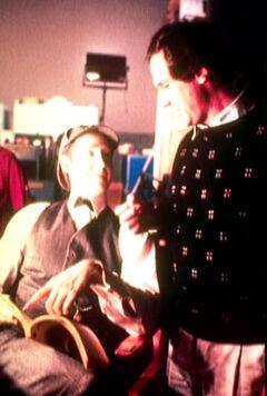 Spiner and Rick Berman