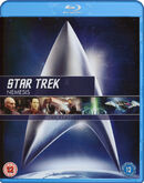 Star Trek Nemesis Blu-ray cover Region B
