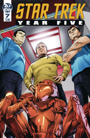 Star Trek Year Five issue 7 cover A.jpg