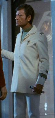 Starfleet doctor's attire, 2285