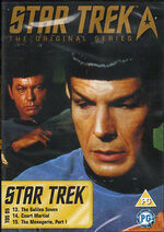 The Original Series The Collector's Edition Issue 5 DVD cover