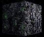 Borg cube CGI second variant
